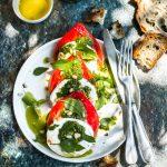Illustration Salade et carpaccioen vedette : mettons du frais dans nos assiettes!
